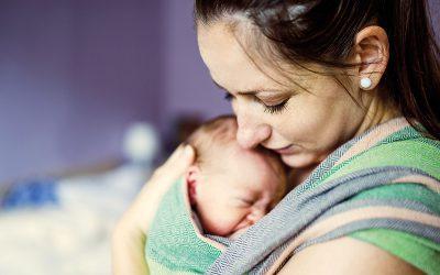 Kaiserinnenzeit – Das Wochenbett als guter Start und entspanntes Ankommen für Mutter und Kind